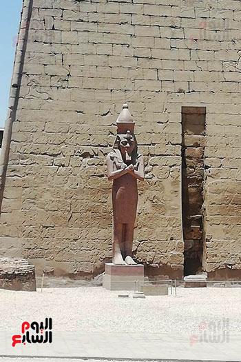 تمثال الملك رمسيس الثانى (2)