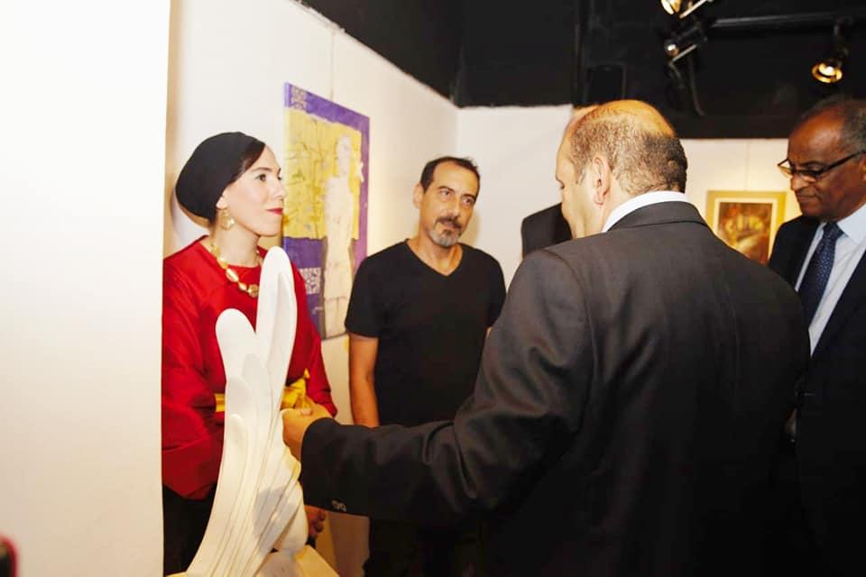 معرض حكايات فن (4)