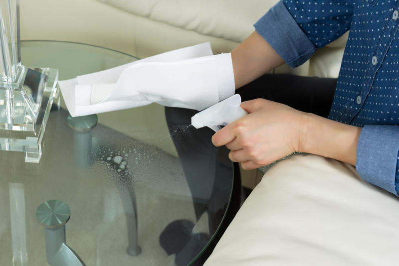 نصائح لتنظيف أسطح الزجاج  (3)