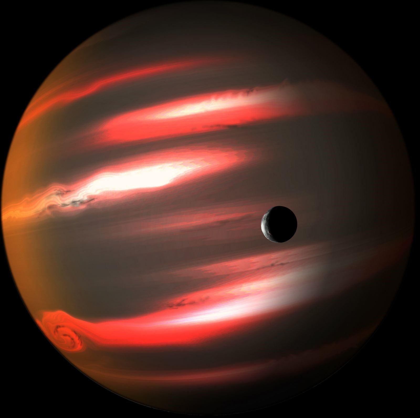 كوكب TrES-2b