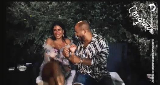 العسيلى يحتفل بخطبته فى الساحل  (3)