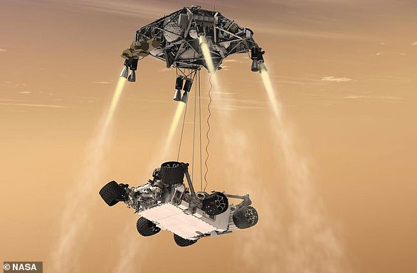 مستكشف المريخ 2
