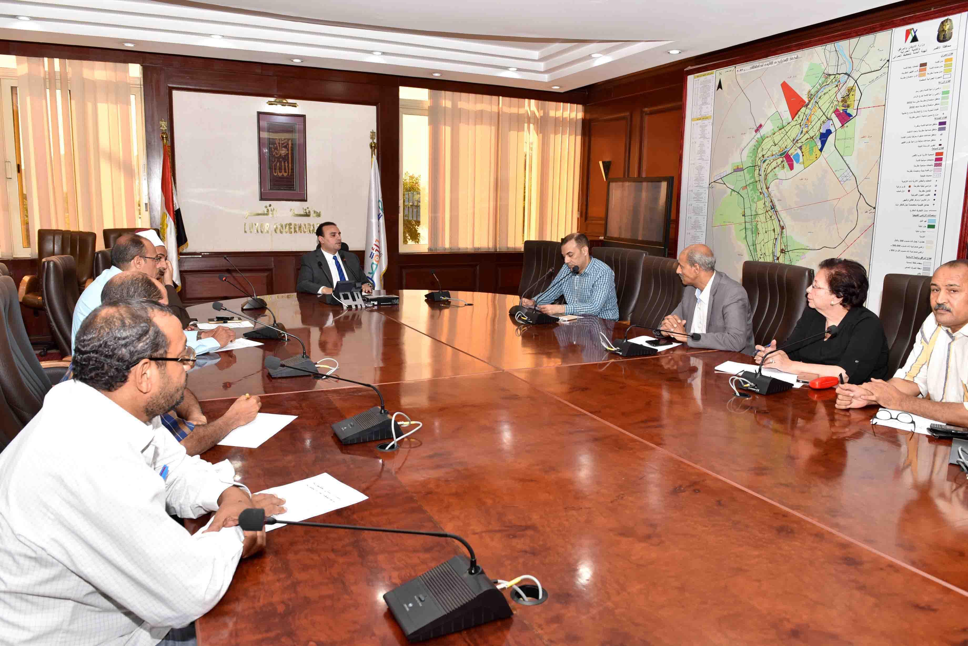 جانب من إجتماع الإستعدادات للمبادرة  (1)