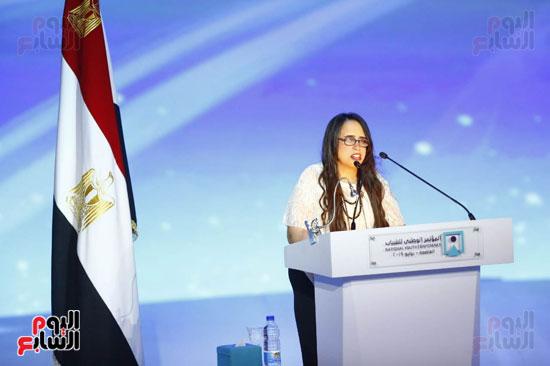 المؤتمر الوطنى السابع للشباب بالعاصمة الإدارية (34)