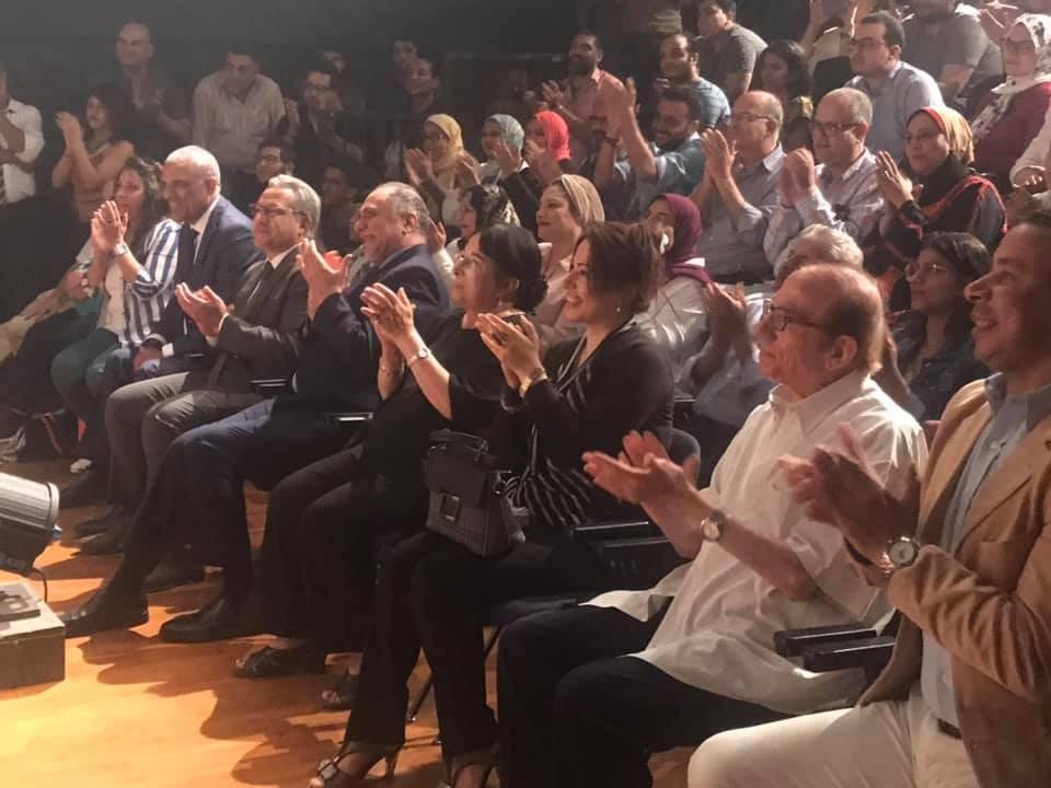 خالد جلال يكرم صناع سينما مصر (2)
