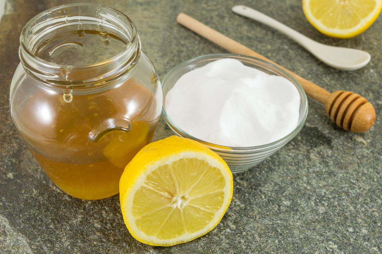 الليمون والعسل والحليب لتقشير سريع وطبيعى فى المنزل - اليوم السابع