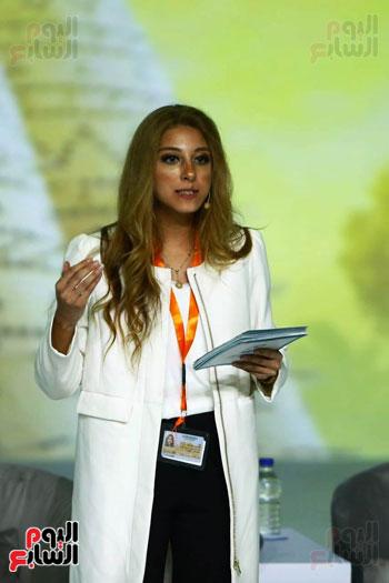 السيسي يطلق مبادرة حياة كريمة بمؤتمر الشباب (6)