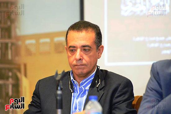 المؤتمر الصحفي الخاص بالدورة الثانية عشر للمهرجان القومي للمسرح المصري  (4)