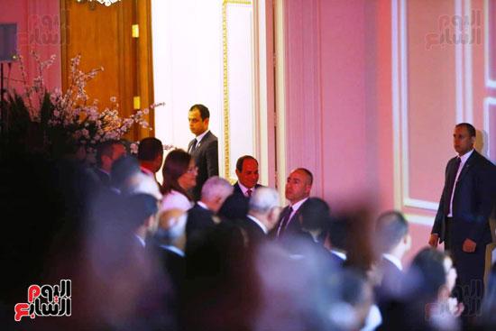 مؤتمر اسأل الرئيس (9)