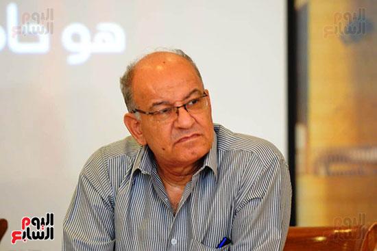 المؤتمر الصحفي الخاص بالدورة الثانية عشر للمهرجان القومي للمسرح المصري  (1)