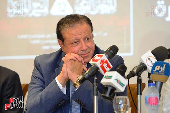 المؤتمر الصحفي الخاص بالدورة الثانية عشر للمهرجان القومي للمسرح المصري  (6)