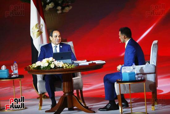 مؤتمر اسأل الرئيس (24)