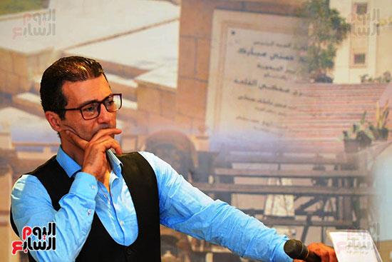 المؤتمر الصحفي الخاص بالدورة الثانية عشر للمهرجان القومي للمسرح المصري  (8)