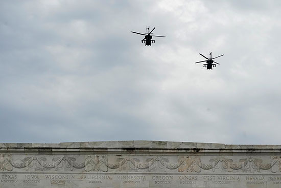 الطائرات العسكرية الأمريكية