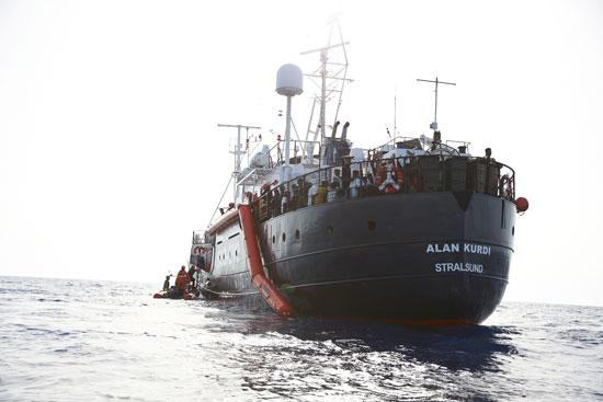 السفينة الألمانية
