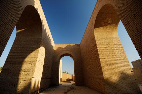 اليونيسكو تدرج بابل العراقية على لائحة التراث العالمى