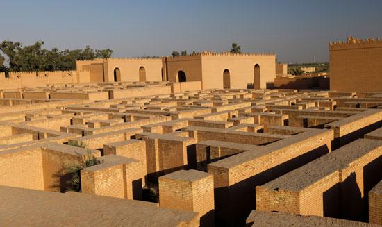 إدارج مدينة بابل القديمة ضمن لائحة التراث