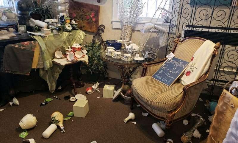الزلزال 2