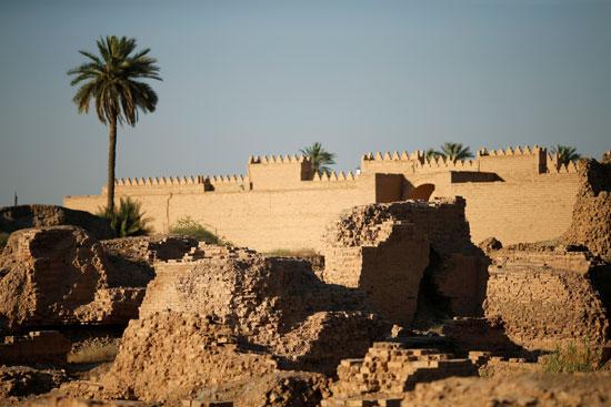 اليونسيكو تدرج مدينة بابل على لائحة التراث العالمى