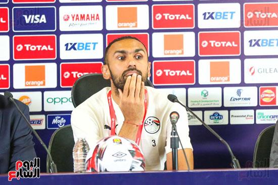 احمد المحمدي كابتن منتخب مصر