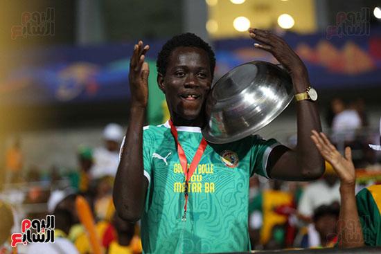 الجماهير-في-مباراة-السنغال-وتنزانيا