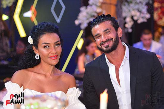 حفل زفاف نجل الفنان ماجد المصرى (13)