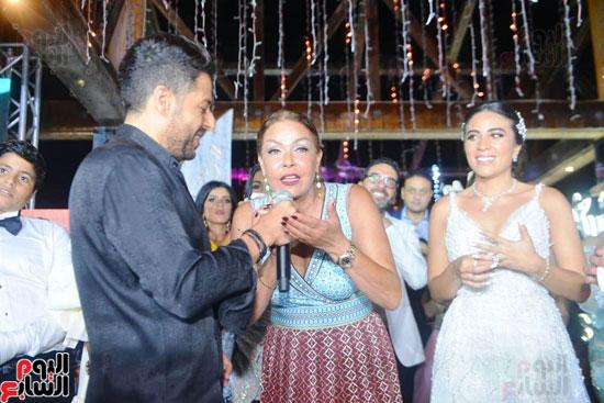 حفل زفاف نجل الفنان ماجد المصرى (17)