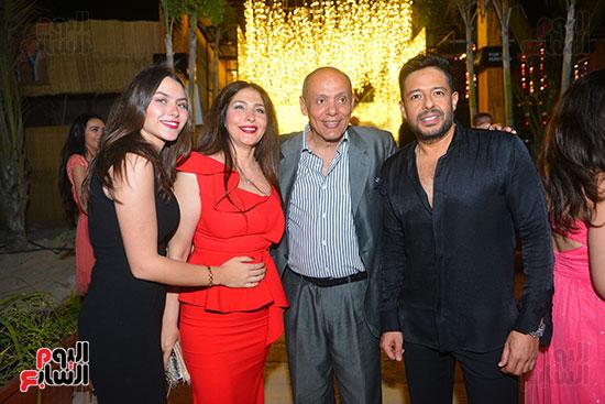 حفل زفاف نجل الفنان ماجد المصرى (7)