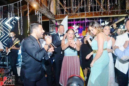 حفل زفاف نجل الفنان ماجد المصرى (18)
