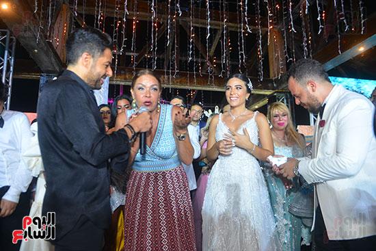 حفل زفاف نجل الفنان ماجد المصرى (2)