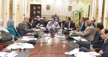 اجتماع لجنة القوى العاملة بالبرلمان