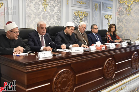 لجنة الشئون الدينية بالبرلمان (3)