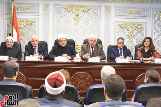 لجنة الشئون الدينية بالبرلمان (1)
