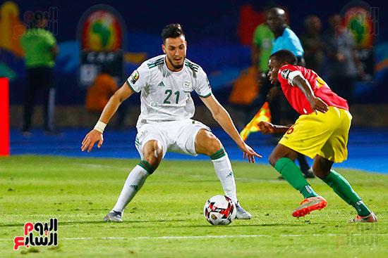 الجزائر وغينيا 0 (2)