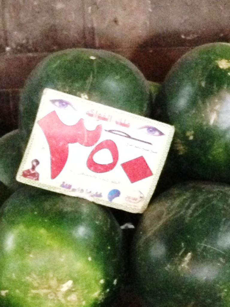 متابعة أسعار الخضر والفاكهة (6)