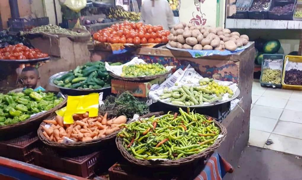 متابعة أسعار الخضر والفاكهة (4)