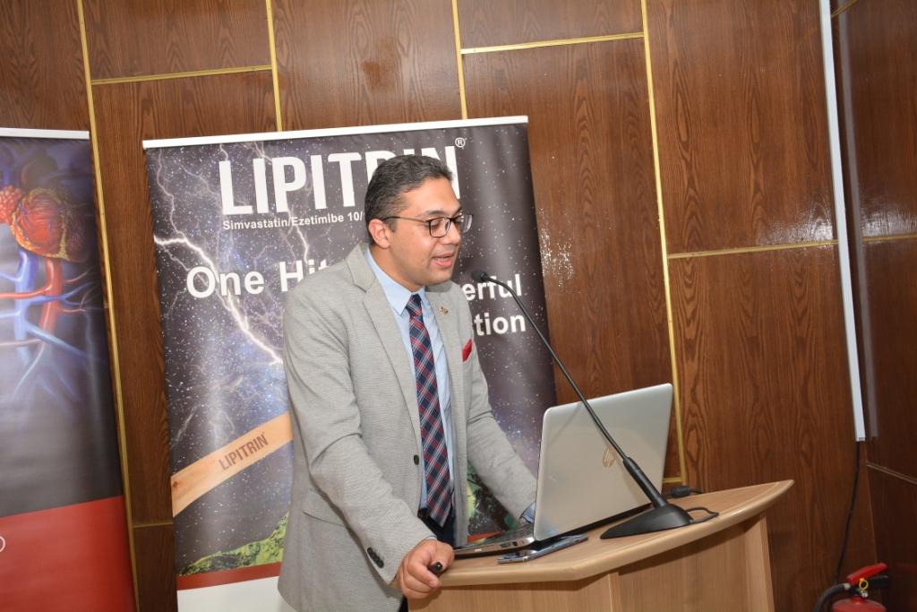 انطلاق المؤتمر العلمى لأمراض القلب والأوعية الدموية بجامعة أسيوط (2)