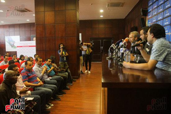 الاعلان عن مدرب بيراميدز الجديد  (7)