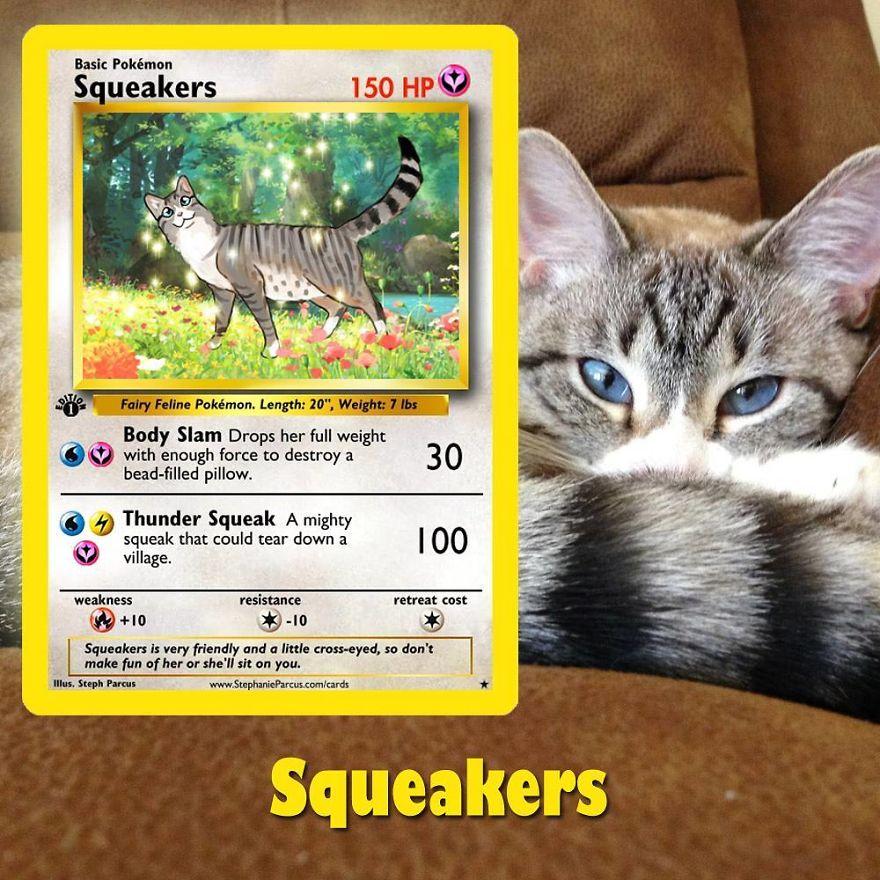 Pokémon Cards 3