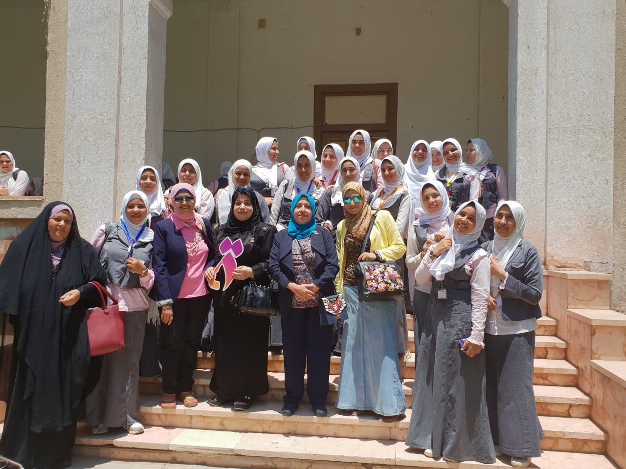 جانب من ندوة فرع المجلس القومي للمرأة بكفر الشيخ عن ختان الاناث  (7)