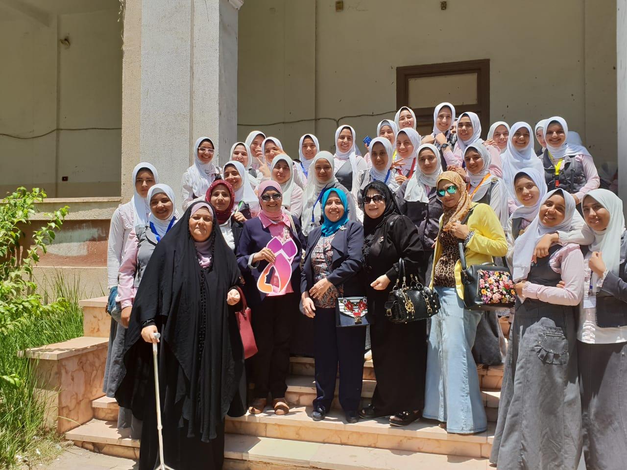 جانب من ندوة فرع المجلس القومي للمرأة بكفر الشيخ عن ختان الاناث  (13)