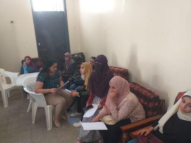 لقاء المتقدمين لبرنامج مشواري (5)