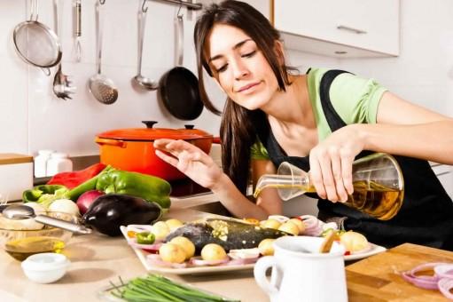 نصائح للتخلص من روائح الطهى (1)