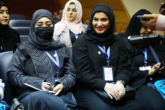 افتتاح الملتقى العاشر للإعلاميات الرياضيات العربيات بنقابة الصحفيين، (8)