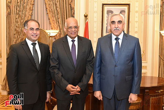 The Speaker of the House receives the Iraqi Ambassador and confirms Egypt's decisive position on the sovereignty and stability of Iraq 56996-%D8%B1%D8%A6%D9%8A%D8%B3-%D9%85%D8%AC%D9%84%D8%B3-%D8%A7%D9%84%D9%86%D9%88%D8%A7%D8%A8-%D8%B9%D9%84%D9%89-%D8%B9%D8%A8%D8%AF%D8%A7%D9%84%D8%B9%D8%A7%D9%84-%D9%8A%D8%B3%D8%AA%D9%82%D8%A8%D9%84-%D8%A7%D9%84%D8%B3%D9%81%D9%8A%D8%B1-%D8%A7%D9%84%D8%B9%D8%B1%D8%A7%D9%82%D9%89-(3)