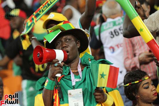 تقاليع الجماهير الأفريقية فى مدرجات أمم افريقيا 2019 (6)