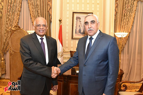 The Speaker of the House receives the Iraqi Ambassador and confirms Egypt's decisive position on the sovereignty and stability of Iraq 61857-%D8%B1%D8%A6%D9%8A%D8%B3-%D9%85%D8%AC%D9%84%D8%B3-%D8%A7%D9%84%D9%86%D9%88%D8%A7%D8%A8-%D8%B9%D9%84%D9%89-%D8%B9%D8%A8%D8%AF%D8%A7%D9%84%D8%B9%D8%A7%D9%84-%D9%8A%D8%B3%D8%AA%D9%82%D8%A8%D9%84-%D8%A7%D9%84%D8%B3%D9%81%D9%8A%D8%B1-%D8%A7%D9%84%D8%B9%D8%B1%D8%A7%D9%82%D9%89-(4)