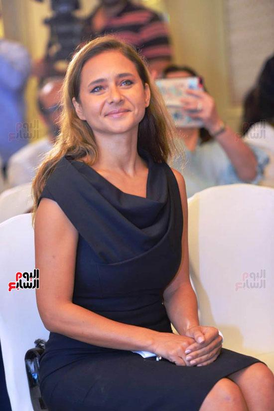 حفل تنصيب فنانين مصريين سفراء للنوايا الحسنة  (10)