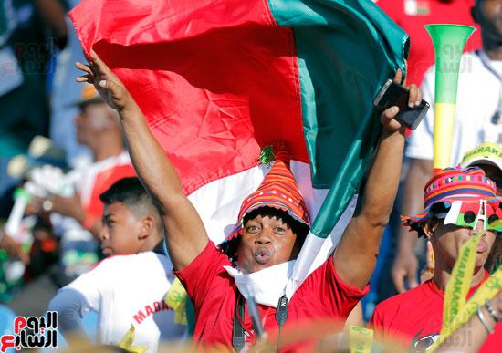 المشجعين فى بطولة امم افريقيا