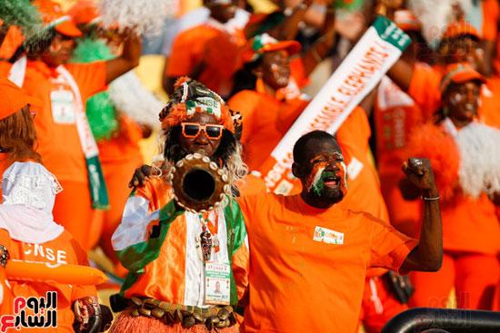 تقاليع جماهير أفريقيا فى مدرجات أمم افريقيا